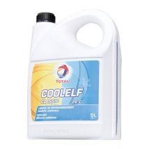 Koelvloeistof Total G11 -26°C 5 liter lichtblauw