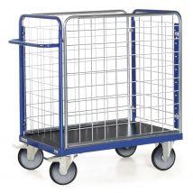 Pakketwagen 600 kg 1190 x 600 x 1200 mm