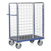 Pakketwagen 600 kg 1390 x 800 x 1500 mm
