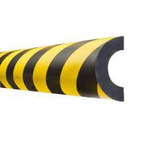 Stootrand pijpbescherming zelfklevend 30-50 mm