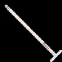 Tuinhark Verzinkt Staal 160 cm