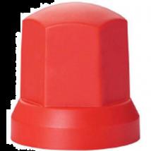 Wielmoerdop Rood - Sleutelwijdte en Hoogte naar keuze