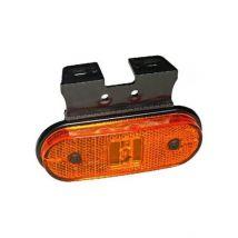 Zijmarkeringslamp Aspöck Unipoint 1 LED 500 mm kabel met steun