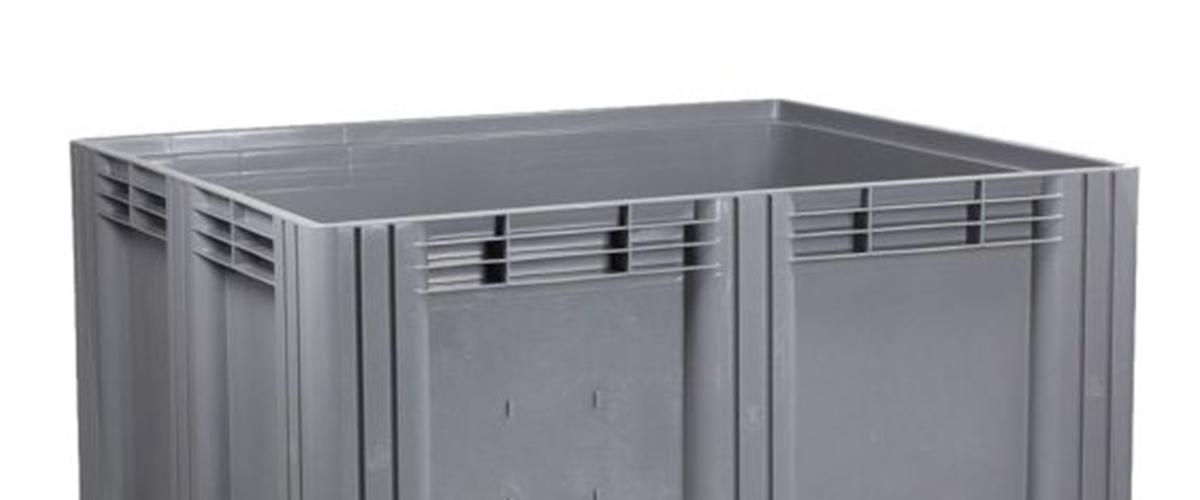 Kunststof palletbox: een waterdichte oplossing voor opslag en vervoer