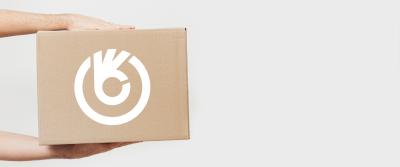 Stap af van een standaard doos, kies een bedrukking!
