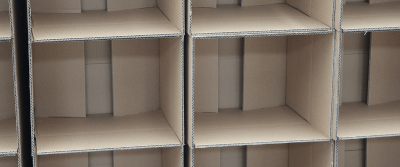 Welke kartonnen dozen heb ik nodig?