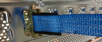 De toepassingen van een sleufgatfitting