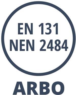 NEN 2484 EN 1004 en arbo certificeringen